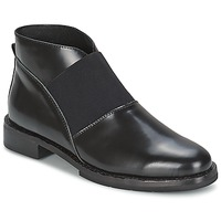 Chaussures Femme Bottines F-Troupe Chelsea Boot BLACK