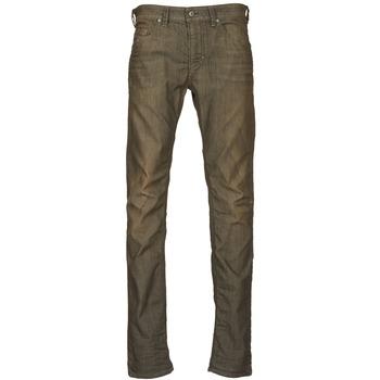 Vêtements Homme Jeans slim Diesel THAVAR Kaki