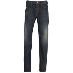 Vêtements Homme Jeans droit Diesel BUSTER Bleu foncé