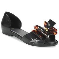 Chaussures Air max tnFemme Ballerines / babies Melissa SEDUCTION II Noir