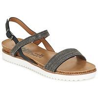 Chaussures Air max tnFemme Sandales et Nu-pieds Xti POUS Noir