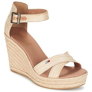 Chaussures Femme Sandales et Nu-pieds Tommy Hilfiger LUNA IDI Doré