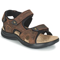 Chaussures Homme Sandales sport Lumberjack EARTH Marron