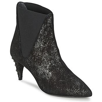 Chaussures Air max tnFemme Bottines Stéphane Kelian ELSA 7 Noir