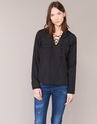 Vêtements Femme Chemises / Chemisiers Kaporal ALDA Noir