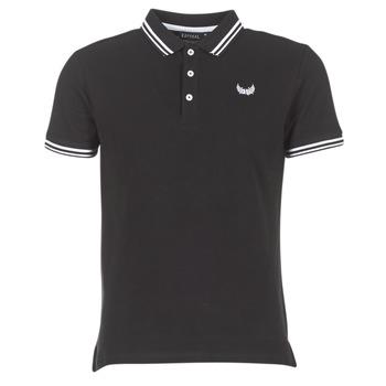Vêtements Homme Polos manches courtes Kaporal BASOC Noir
