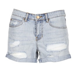 Vêtements Femme Shorts / Bermudas Billabong FRANKIE Denim