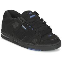 Chaussures Homme Baskets basses Globe SABRE Noir / Bleu