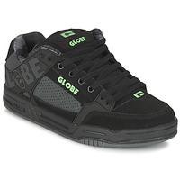 Chaussures Homme Chaussures de Skate Globe TILT Noir / Gris / Vert