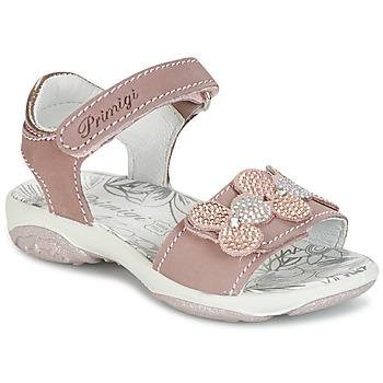 Chaussures Fille Sandales et Nu-pieds Primigi BREEZETTE Beige