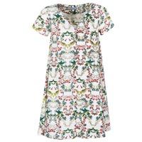 Vêtements Femme Robes courtes Compania Fantastica EPINETA Blanc / Vert / Rose