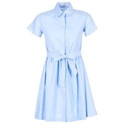 Vêtements Femme Robes courtes Compania Fantastica EBLEUETE Bleu ciel
