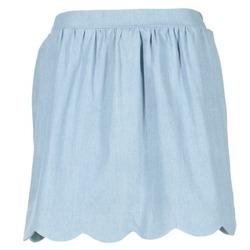 Vêtements Femme Jupes Compania Fantastica EFESTONA Bleu ciel