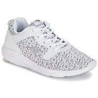 Chaussures Femme Baskets basses Kangaroos KV 2 Blanc / Gris