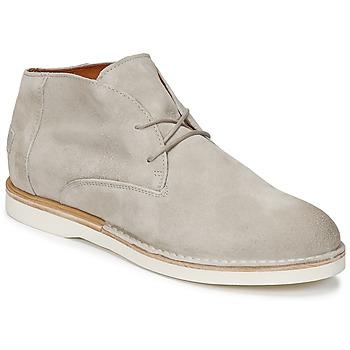 Chaussures Femme Boots Shabbies DRESCA Gris