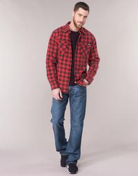 Vêtements Homme Jeans bootcut Levi's 527™ SLIM BOOT CUT Bleu