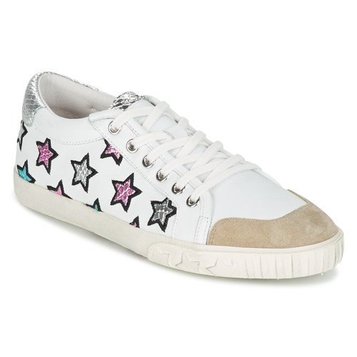 Ash MAJESTIC Blanc - Chaussure pas cher avec Shoes.fr ! - Chaussures ... ef45e143b74