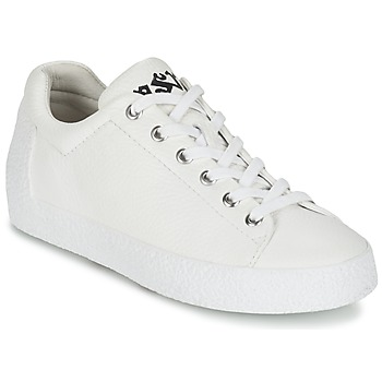 Chaussures Femme Baskets basses Ash NICKY Blanc