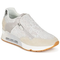 Chaussures Air max tnFemme Baskets basses Ash LOOK LACE Beige