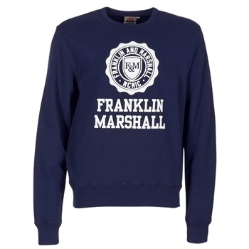 Vêtements Homme Sweats Franklin & Marshall NESS OFRA Marine