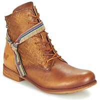 Chaussures Femme Boots Felmini MOSTAZA Camel