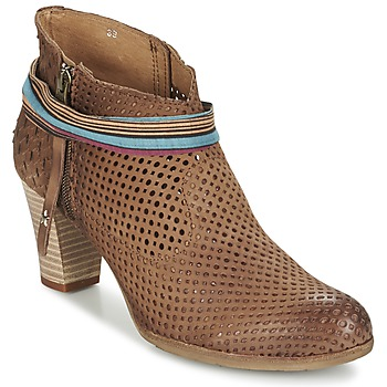 Chaussures Air max tnFemme Bottines Felmini OMESSIO Marron