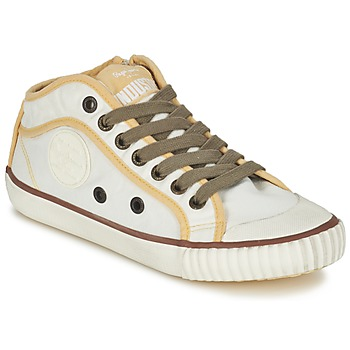 Chaussures Femme Baskets basses Pepe jeans INDUSTRY Beige / Marron / Jaune