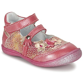 Chaussures Air max tnFille Ballerines / babies GBB PIA Rose