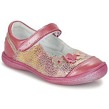 Chaussures Fille Ballerines / babies GBB PRATIMA VTE CORAIL DPF/2787
