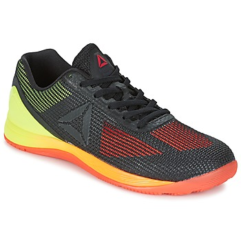 Chaussures Air max tnHomme Fitness / Training Reebok Sport R CROSSFIT NANO 7.0 Noir / Vert