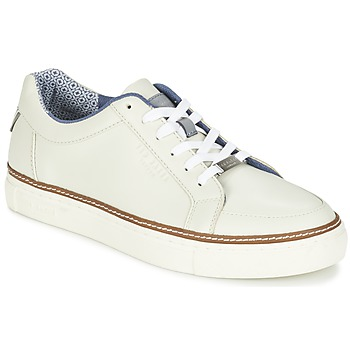 Chaussures Homme Baskets basses Ted Baker ROUU Blanc