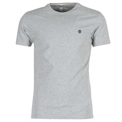 Vêtements Homme T-shirts manches courtes Timberland SS DUNSTAN RIVER CREW TEE Gris