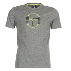 Vêtements Homme T-shirts manches courtes Sergio Tacchini DAVE TEE-SHIRT Gris