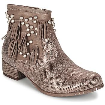 Chaussures Femme Boots Mimmu MOONSTROP Argenté