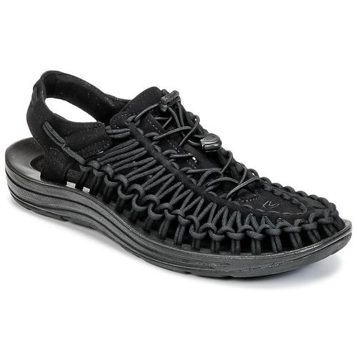 Chaussures Homme Sandales sport Keen UNEEK Noir