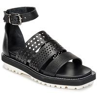 Chaussures Femme Sandales et Nu-pieds Now PADOU Noir