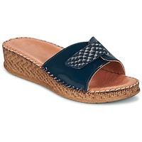Chaussures Femme Sandales et Nu-pieds Salamander FLORA Bleu