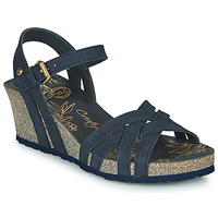 Chaussures Femme Sandales et Nu-pieds Panama Jack VERA Bleu