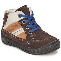 Chaussures Garçon Boots Superfit OOKITOO Marron