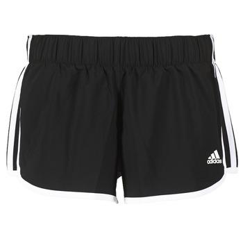 Vêtements Femme Shorts / Bermudas adidas Performance M10 SHORT WOVEN Noir