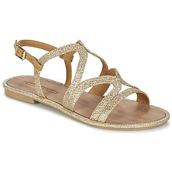 Chaussures Femme Sandales et Nu-pieds Esprit NAZLI SANDAL Doré