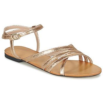 Chaussures Femme Sandales et Nu-pieds Esprit ADYA SANDAL Doré