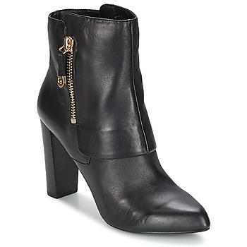 Chaussures Femme Bottines Guess IVON Noir