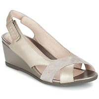 Chaussures Femme Sandales et Nu-pieds Stonefly SWEET Taupe
