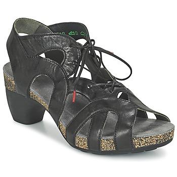 Chaussures Air max tnFemme Sandales et Nu-pieds Think SARDE Noir