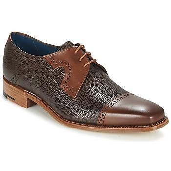 Chaussures Homme Derbies Barker APPOLLO Marron