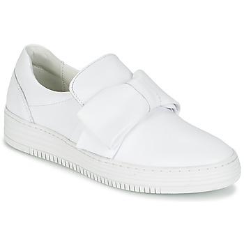 Chaussures Femme Slips on Bullboxer QUIDAVET Blanc