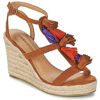 Chaussures Femme Sandales et Nu-pieds Buffalo VARIN Marron