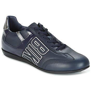 Chaussures Homme Baskets basses Bikkembergs R-EVOLUTION 186 LEATHER Bleu