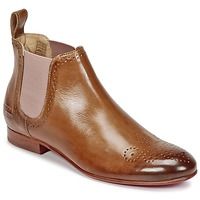 Chaussures Femme Boots Melvin & Hamilton SALLY 16 Camel